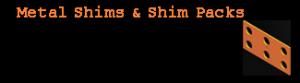 MetalShimsShimPacks